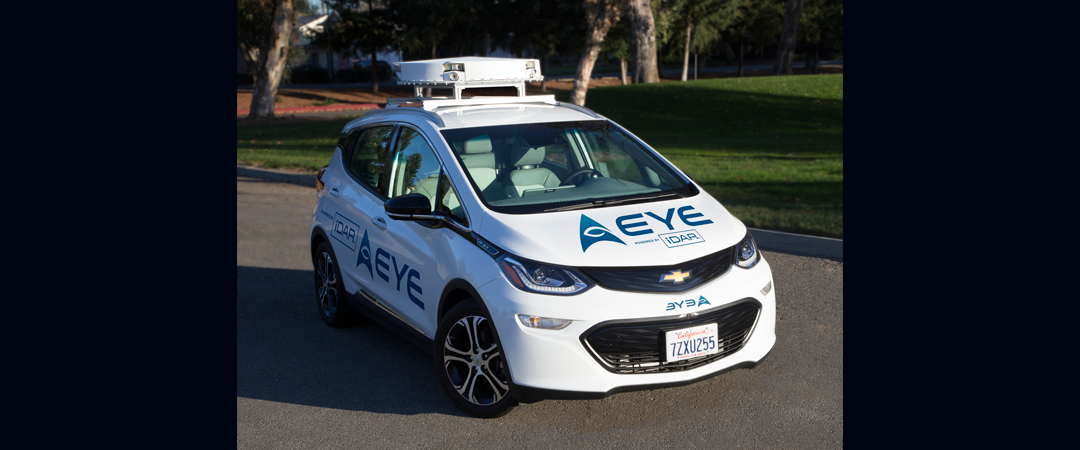 AE100 Autonomous Vehicle 2018