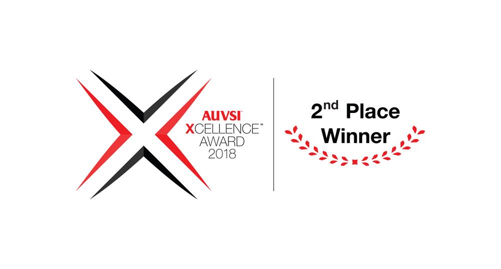 AUVSI XCELLENCE Award