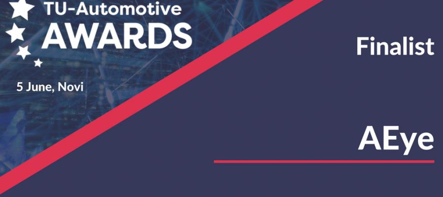 TU-Automotive 2018 Award Finalist – Newcomer Of The Year