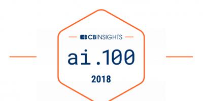 CBINSIGHTS Ai . 100 2018