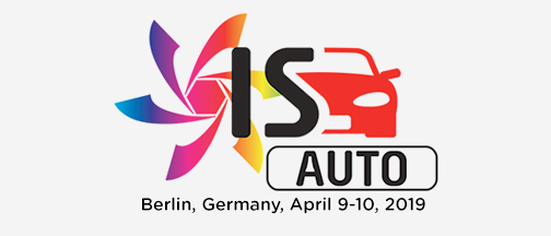 IS Auto Europe – April 9-10, 2019