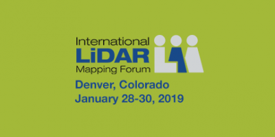 International LiDAR Mapping Forum 2019