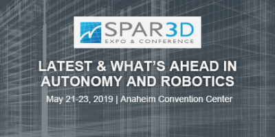 SPAR3D Expo & Conference May 2019