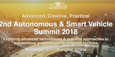 Autonomous & Smart Vehicle Summit