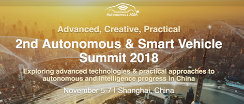 Autonomous & Smart Vehicle Summit