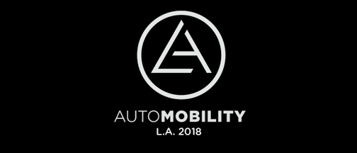 AutoMobility LA –Nov. 26-29, 2018