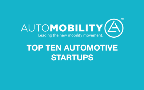 Automobility LA Top Ten Startups 2018