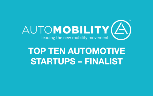 Automobility LA Top Ten Startups Award