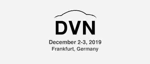 DVN LiDAR Conference –December 2-3, 2019