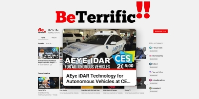 BeTerrific Interviews AEye At CES 2019