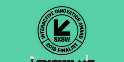 AEye's AE110 Artificial Perception Sensor Is Named A SXSW 2019 Finalist For The Interactive Innovation Award