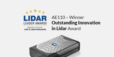 ILMF Lidar Leader Award Winner
