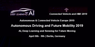 Autonomous Driving Berlin 2019