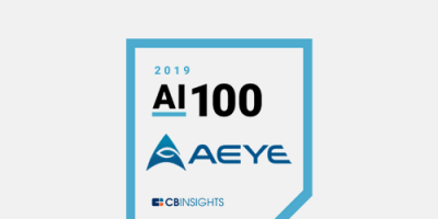 AEye Named On CB Insights' A.I. 100 List 2019