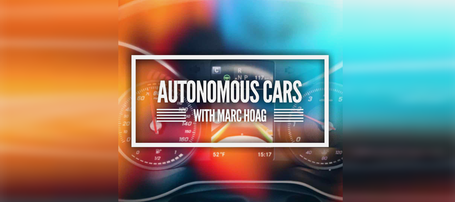 "Autonomous Cars With Marc Hoag Talks ""Biomomicry"" With AEye President, Blair LaCorte"
