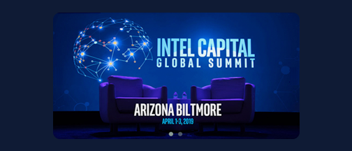 Intel Capital Global Summit 2019 Logo
