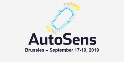 AutoSens Brussels September 2019