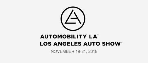 LA AutoMobility –November 18-21, 2019