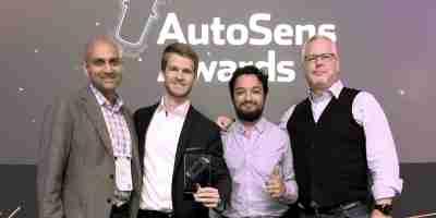 AutoSens Platform Award 2019