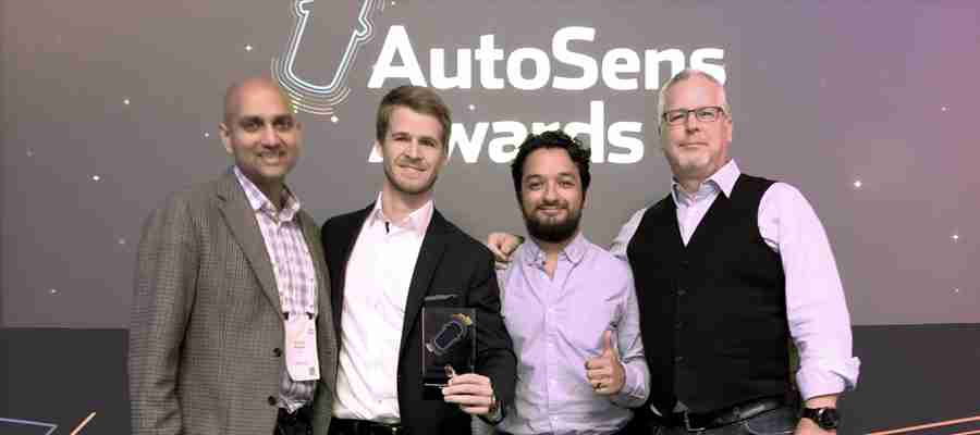 AEye Wins Award for Most Innovative Autonomous Driving Platform at AutoSens Brussels