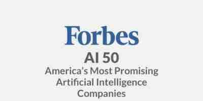 Forbes AI 50 2019