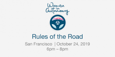 Women In Autonomy Oct. 24, 2019
