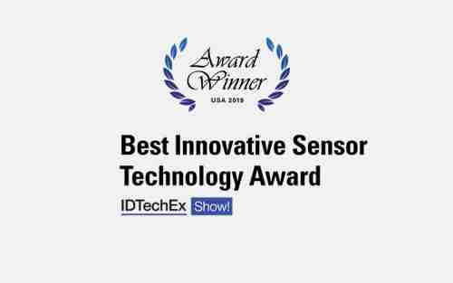 IDTechEx Show 2019 - AEye Wins Best Innovative Sensor Technology Award