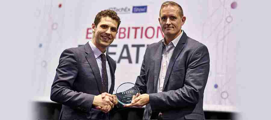 AEye Wins Best Innovative Sensor Technology Award at IDTechEx