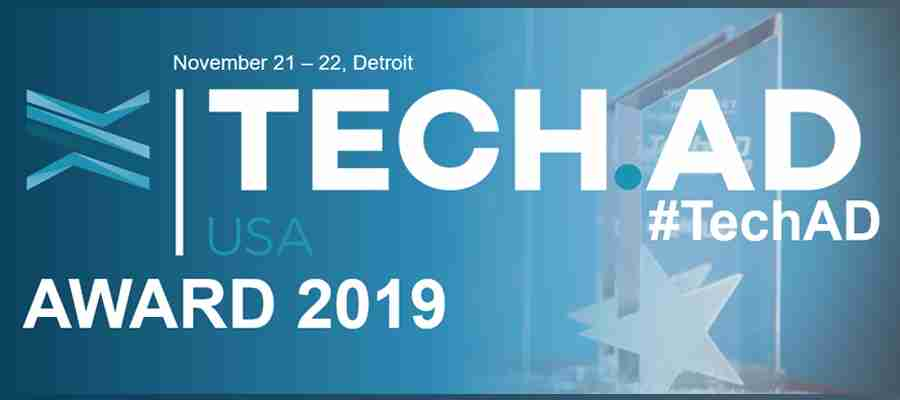 Tech.AD Award 2019