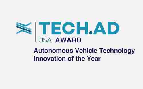 AEye Wins Tech.AD Autonomous Vehicle Technology Innovation Of The Year Award