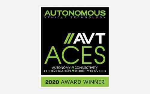 2020 AVT ACES Award Winner: Autonomy | Sensors
