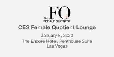 The Female Quotient At CES 2020