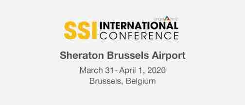 SSI International –March 31 – April 1, 2020