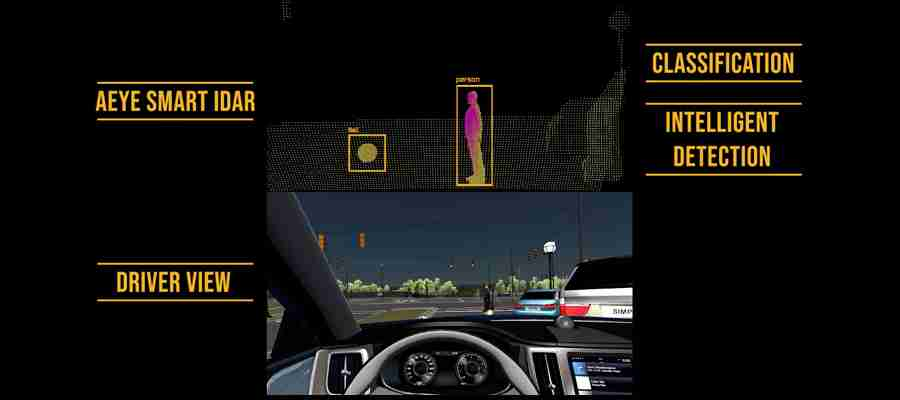 AEye and ANSYS Accelerate Autonomous Driving Safety