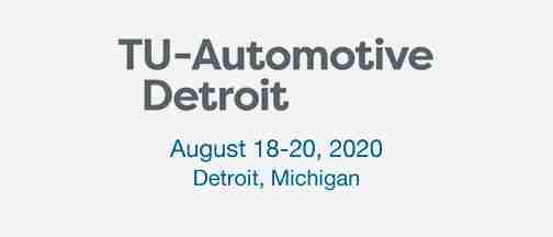 TU-Detroit – August 18-20, 2020