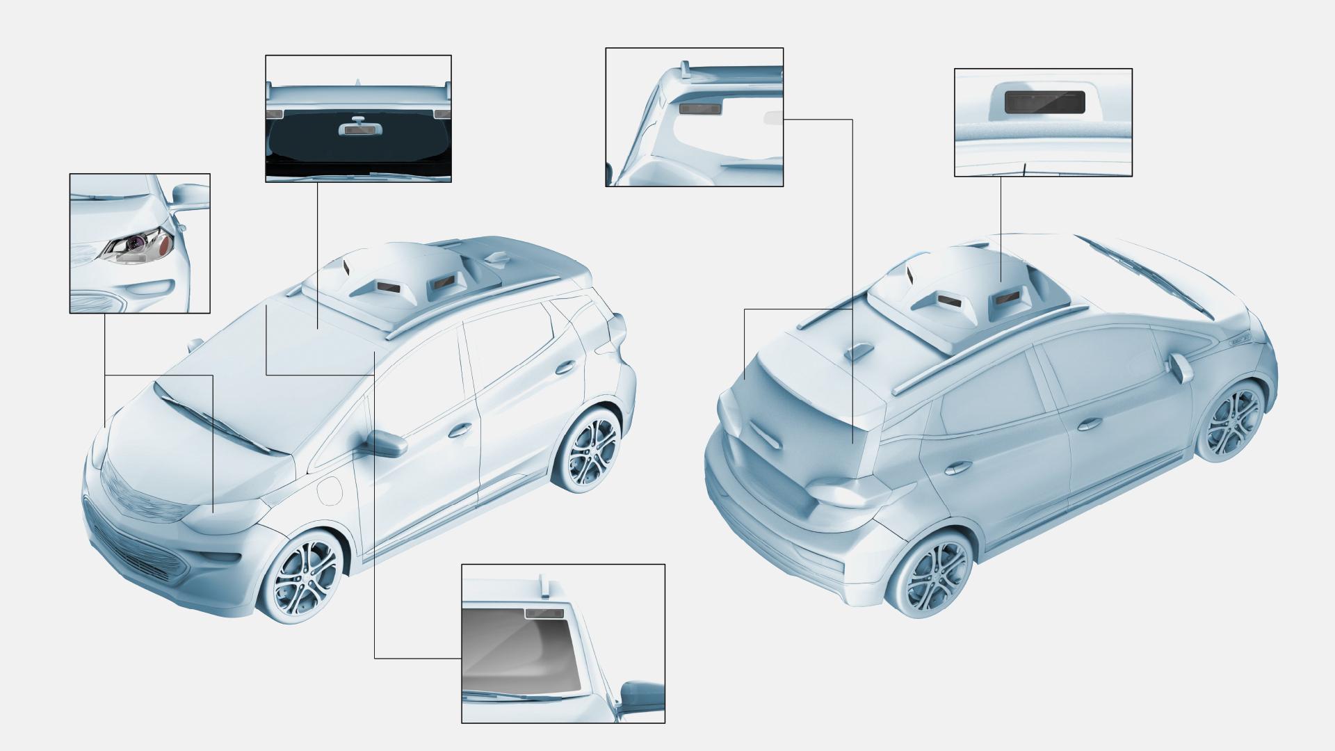 Flexible Sensor Placement Options