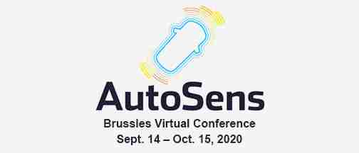 AutoSens Brussels 2020 Virtual Conference